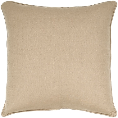 India's Heritage Linen Throw Pillow; Corn Seed