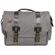 FUL Red Label Messenger Bag; Grey