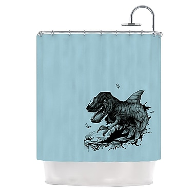 KESS InHouse The Blanket II Shower Curtain