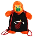 Forever Collectibles Pal Backpack; Miami Heat