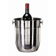Tablecraft 8 Qt. Stainless Steel Wine Bucket in Mirror by