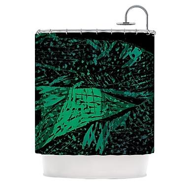 KESS InHouse Family 4 Shower Curtain