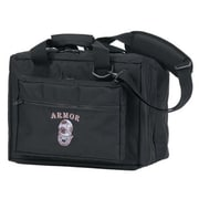 Armor Bags Double Regulator Bag in Black