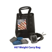 Armor Bags Weight Carry Bag / Boat Organizer in Black