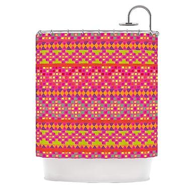 KESS InHouse Mexicalli Shower Curtain