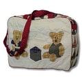 Patch Magic Brown Bear Shoulder Bag