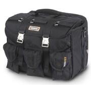 Naneu Sahara Messenger Bag; Black