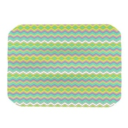 KESS InHouse Chevron Love Placemat