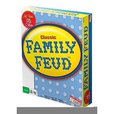 EndlessGames Classic Family Feud 4Th Edition Game