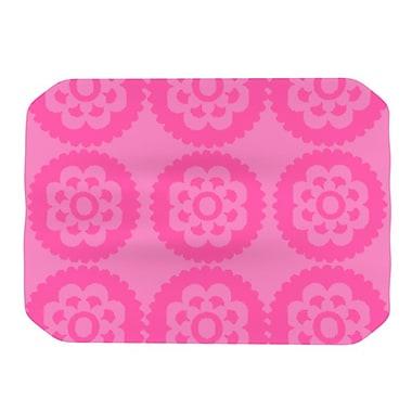 KESS InHouse Moroccan Placemat; Pink