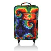 Obersee Kids Tie Dye Suitcase