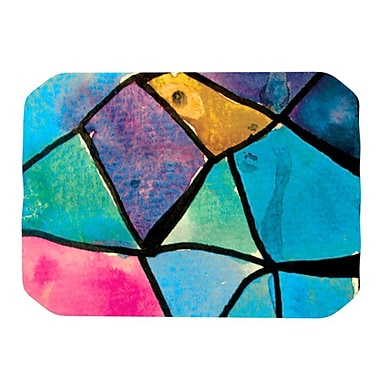 KESS InHouse Stain Glass 2 Placemat