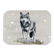 KESS InHouse Wolf Placemat