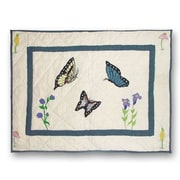 Patch Magic Butterfly Kisses Pillow Sham