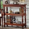 Design Toscano Jacobean-style Triple Etagere