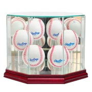 Perfect Cases 6 Baseball Display Case