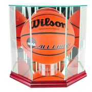 Perfect Cases Octagon Basketball Display Case