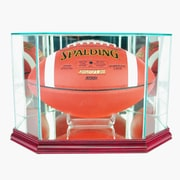 Perfect Cases Octagon Football Display Case