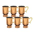 Old Dutch Copper 5.5'' Tankard (Set of 6)