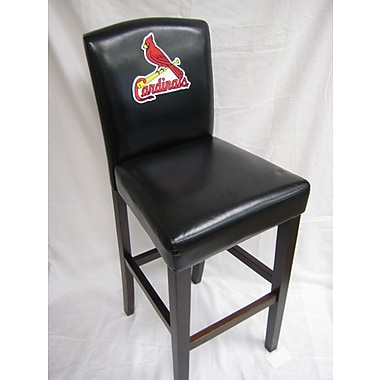 Imperial MLB Bar Stool (Set of 2); St. Louis Cardinals