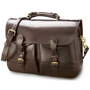 Mulholland Brothers Briefcases Messenger Bag; Stout