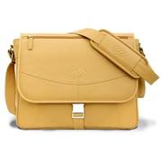 MacCase Premium Leather Small Shoulder Bag; Tan