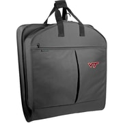 Wally Bags NCAA Suit Length Garment Bag; Virginia Tech