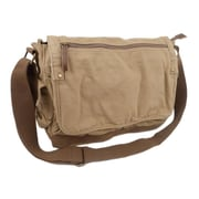 Vagabond Traveler Messenger Bag; Khaki
