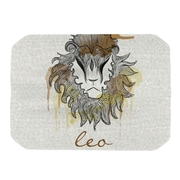 KESS InHouse Leo Placemat