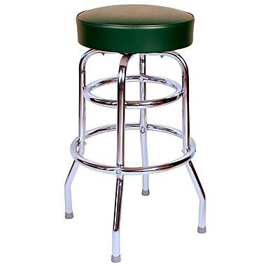 Richardson Seating Retro Home 30'' Swivel Bar Stool ; Green