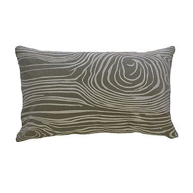 AV Home AV Home Lumbar Pillow; Grey