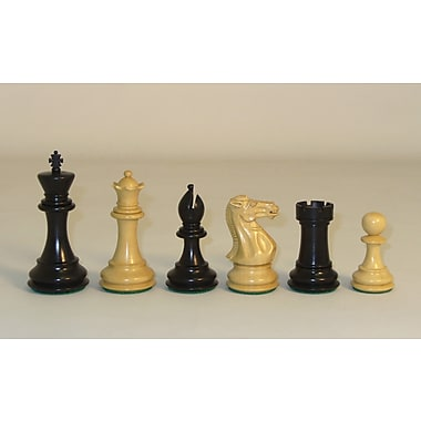 Checkmate Black Exclusive Chessmen Game