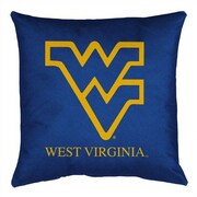 Sports Coverage NCAA West Virginia Throw Pillow