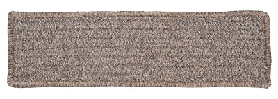 Colonial Mills Texture Woven Rich Brown Stair Tread; 1 WYF078276123680