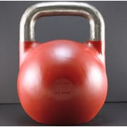 Muscle Driver USA V2 Pro Series Competition Kettlebell; 16 kg (Red)