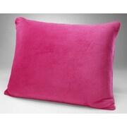 Eco-Lux Kid's Memory Foam Lumbar Pillow; Rasberry