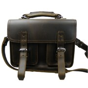 Vagabond Traveler Messenger Bag; Classic Black