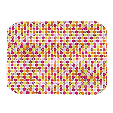 KESS InHouse Happy Circles Placemat