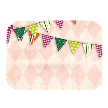 KESS InHouse Flags 2 Placemat