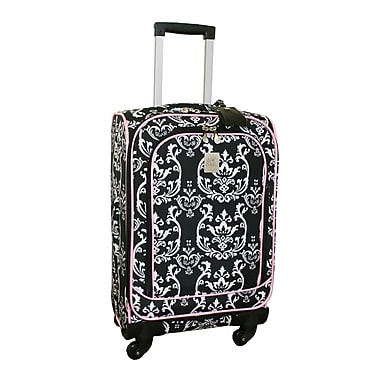 Jenni Chan Damask 360 Quattro Carry-on Spinner Upright; 21''