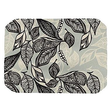 KESS InHouse Java Leaf Placemat