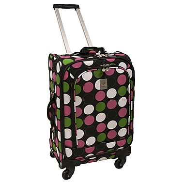 Jenni Chan Multi Dots 360 Quattro 21'' Upright Spinner Suitcase