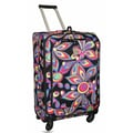 Jenni Chan Wild Flower 360 Quattro 25'' Upright Spinner Suitcase