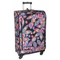 Jenni Chan Wild Flower 360 Quattro 28'' Upright Spinner Suitcase