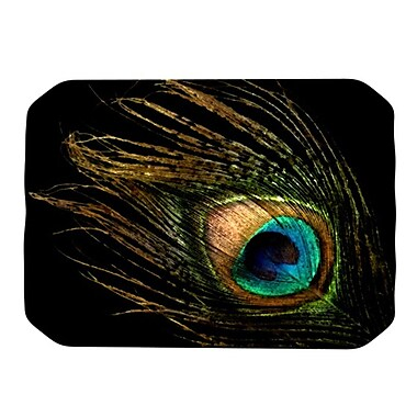 KESS InHouse Peacock Placemat