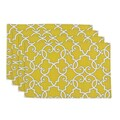 Chooty & Co Woburn Sunflower Placemat (Set of 4)