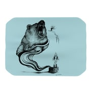 KESS InHouse Hot Tub Hunter II Placemat by