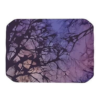 KESS InHouse Skies Placemat; Violet