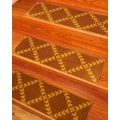 Natural Area Rugs Royal Stair Tread (Set of 13)