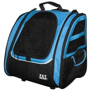 Pet Gear I-GO2 Traveler Pet Carrier; Ocean Blue